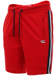 Le Shark Cherry Side Panel Stripe Shorts