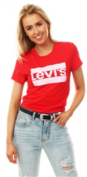 Levi's Lychee - Red The Perfect Tee
