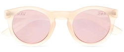 Vans Frosted Translucent Lolligagger Sunglasses