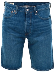 Levi's Nashville - Dark Blue 501® Hemmed Short