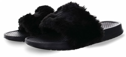 Hype Black Fluffy Script Sliders