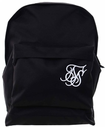 Siksilk Black Pouch Backpack