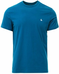 Jack Wills Teal Sandleford T-Shirt