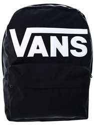 Vans Black Old Skool Iii Backpack