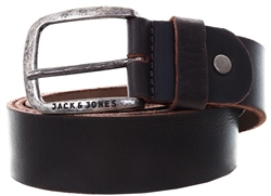 Jack & Jones Brown / Castlerock Leather Belt
