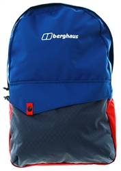 Berghaus Blue Red 25 Brand Backpack