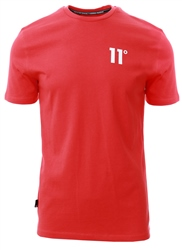 11degrees Hot Red Core T-Shirt