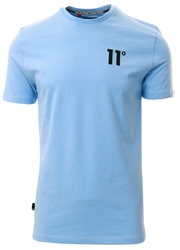 11degrees Coastal Blue Core T-Shirt