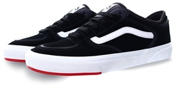 Vans Black/Red 66/99/19 Rowley Classic Shoes