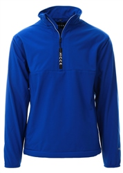 Nicce Cobalt Blue Adris Half Zip Top