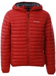 Nicce Loganberry Maidan Jacket