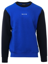 Cobalt Blue Champ Sweat by Nicce