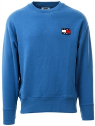 Hilfiger Denim Dutch Blue Heavyweight Knit Comfort Fit Sweatshirt
