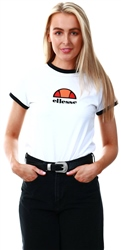 Ellesse Off White Rosabella T-Shirt