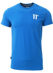 11degrees Steel Blue Core T-Shirt