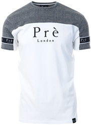 Pre London White / Black Eclipse T-Shirt
