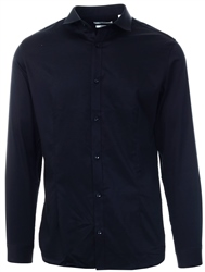 Jack & Jones Black Plain Shirt