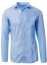 Jack & Jones Blue Plain Shirt