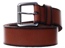 Superdry Tan Suede Badgeman Belt