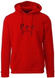 Pre London Red Core Hoodie