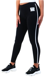 Superdry Black Track And Field Leggings