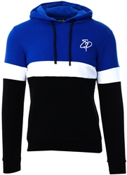Shadow Project Royal Blue/ Black/ White Stanner Hoodie