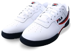 Fila White Original Fitness Trainer
