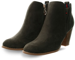 Escape Olive Cullman Ankle Boot