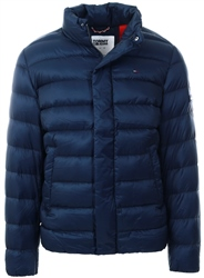 Hilfiger Denim Black Padded Light Down Jacket