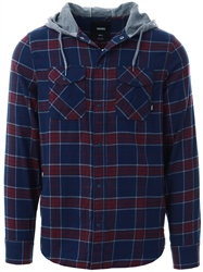 Vans Dress Blues Parkway Hooded Shirt