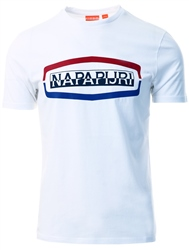 Napapijri Bright White T-Shirt Sogy