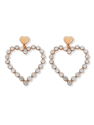 Re Born Mty Rs Heart Drop Earring