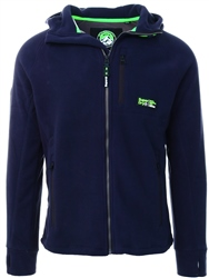 Superdry Total Eclispe Polar Fleece Zip Hoodie