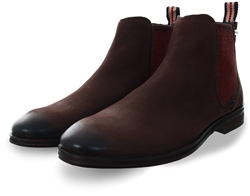 Superdry Brown Meteora Chelsea Boots