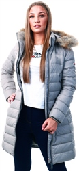 Hilfiger Denim Stone Essential Hooded Down Coat