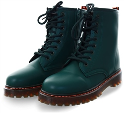 No Doubt Green Lace Up Boot