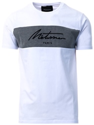Métissier Paris White Forres T-Shirt