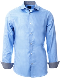 Selected Light Blue Long Sleeve Shirt