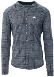 Bee Inspired Grey Lorenz Check Shirt