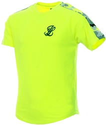 Yellow Neon S/S Tee by Illusive London