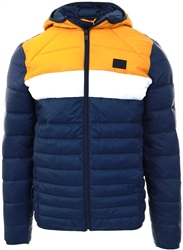 Jack & Jones Sunflower Hooded Puffer Jacket
