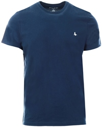 Jack Wills Navy Wills Sandleford T-Shirt