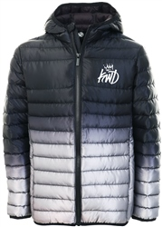 Kings Will Dream Charcoal Junior Abasi Ombre Jacket