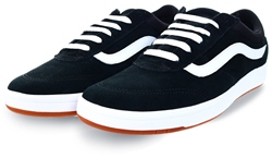 Vans Black/True White Staple Comfycush Cruze Shoes