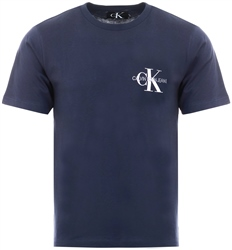 Calvin Klein Night Sky Embroidered Logo T-Shirt