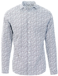 Jack & Jones White Blackburn Button Up Shirt