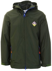 Barbour Beacon Sage Mound Waterproof Breathable Jacket