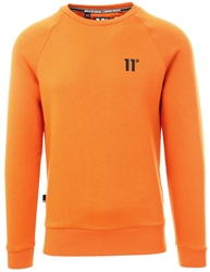 11degrees Rust Core Sweatshirt
