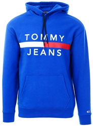 Tommy Jeans Surf The Web Reflective Flag Hoody