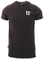 11degrees Black Core T-Shirt